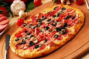 Jhot Pizza