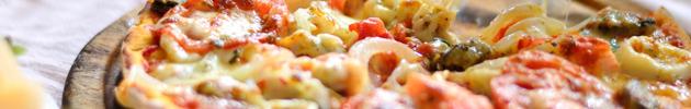 Pizzas (8 porciones)