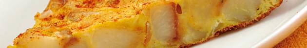 Tortillas para compartir