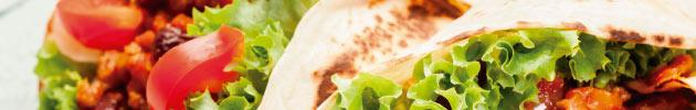 Tacos y quesadillas