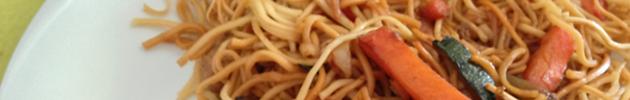 Za-mien (fideos fritos crocantes)