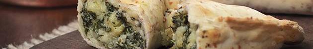 Empanadas línea verde (+ grandes + caseras + frescas + rellenas)