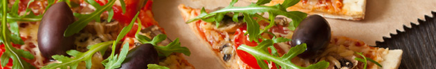 Pizzas (incluyen fainá)