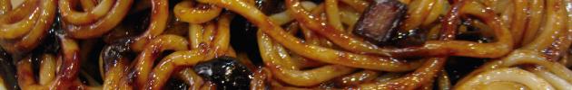 Zha Mien (tallarines fritos crocantes)