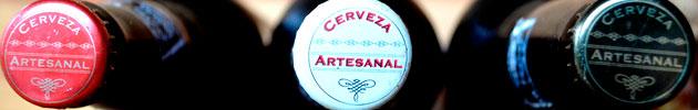 Cervezas Artesanales (solo con la compra de una tabla)