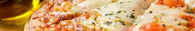 Pizzas grandes (8 porciones)