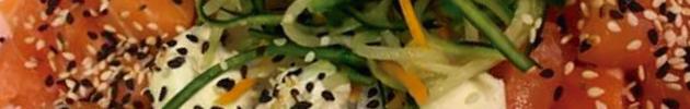 Sushi salads equivale a 20 piezas