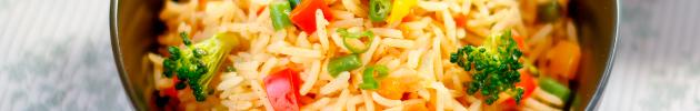 Arroces & pastas al wok