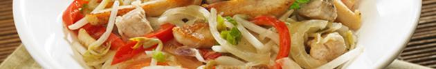 Chop suey (verdura saltada)