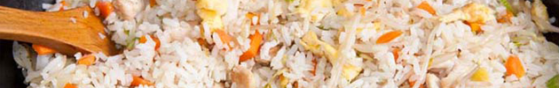 Chau fan (arroz saltado)