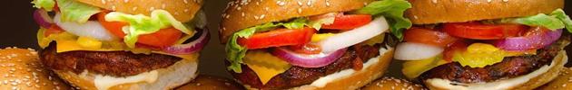 Big burgers (combo con papas fritas)