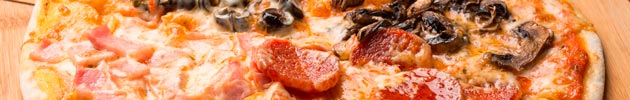 Pizzas personalizadas