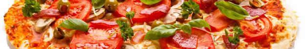Pizzas naturais