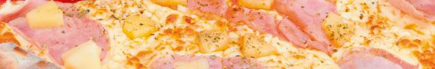 Pizzas tradicionais médias - 25 cm