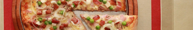 Pizzas individuais