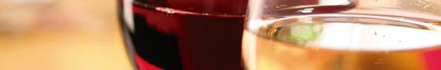 Destilados e vinhos
