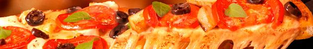 Pizzas premium broto