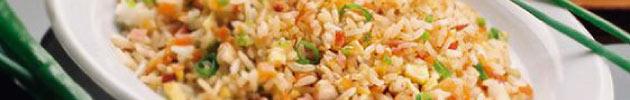 Yakimeshi (arroz temperado à moda chinesa)
