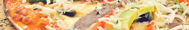 Nuestras pizzas grandes especiales (38 cm - para 3 o 4 personas)