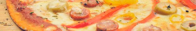 Nuestras pizza medianas (32 cm - para 2 personas)