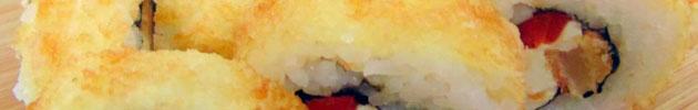 Hot rolls (tempurizados y apanados en panko)