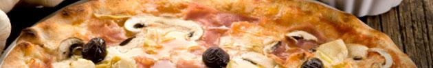 Pizzas a tu gusto