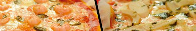 Rotolas (pizza enrollada y horneada)