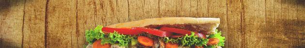 Sándwiches al estilo del Perú