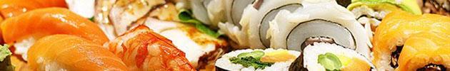 Combinaciones de sushi