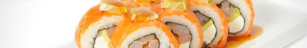 Sake rolls