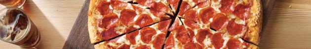Pizzas especialidades familiares