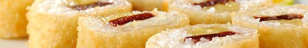 Hot rolls (fritos y apanados)