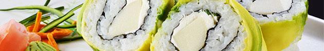 Vegeta rolls (vegetarianos)