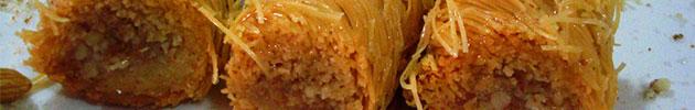 Dulces árabes