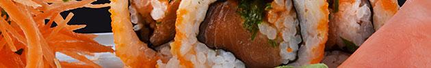 Masago rolls