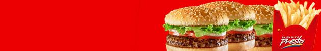 Hamburguesas y Combos Doble Carne