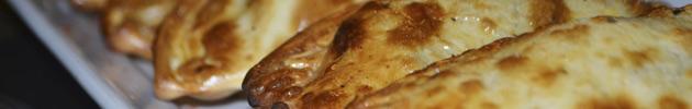 Empanadas de cerdo al horno