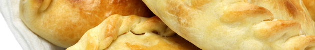 Empanadas dulces al horno