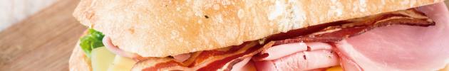 Sándwiches naturales