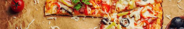 Pizzetas grandes (40 cm)