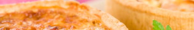 Canasta de hojaldre (Empanadas abiertas)