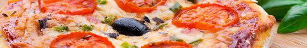Pizzetas (32 cm)