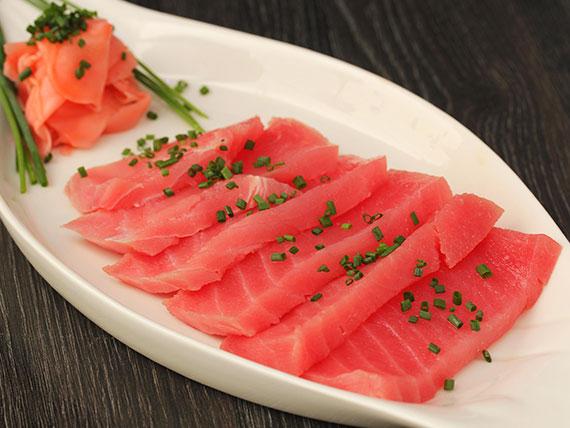Sashimi atún