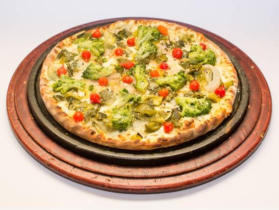 Pizza fitness média