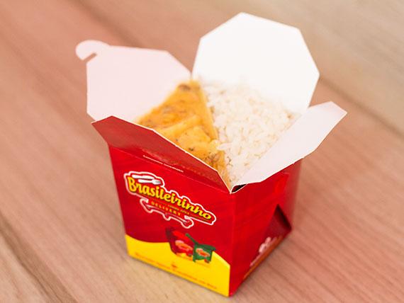 Box - Strogonoff de frango