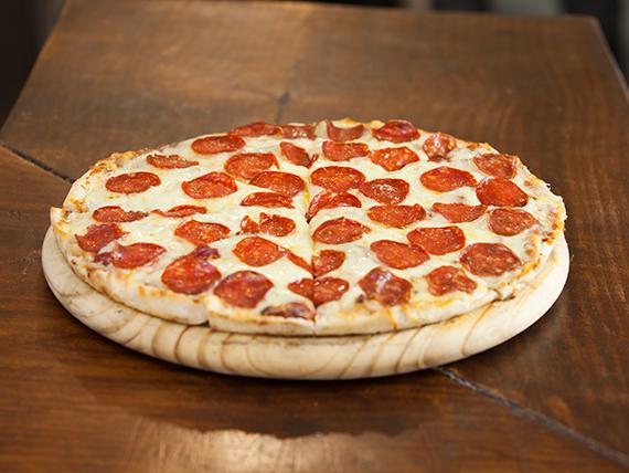 Pizzeta pepperoni