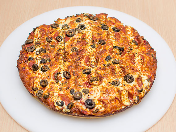 Pizza pepperock