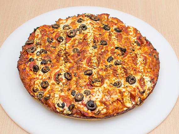 Pizza pepperock