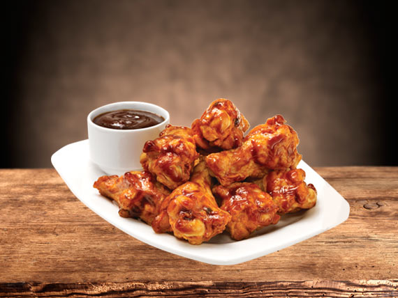 Wings Pizza Hut (6 unidades)