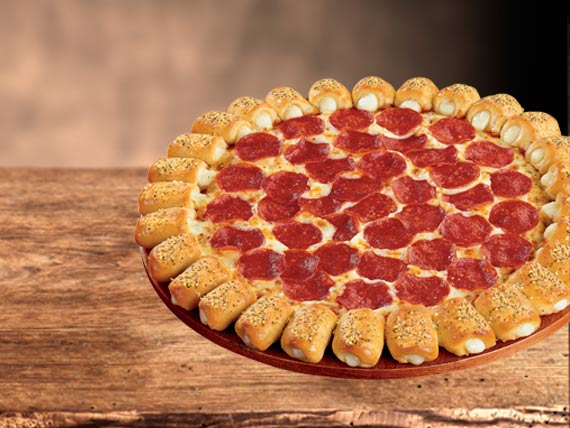 Cheesy Pop Super Pepperoni